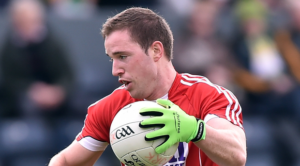 Colm O'Neill converted a match-winning 11-point haul to hand Cork victory at Celtic Park. Photo: Matt Browne/Sportsfile