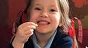 Undated handout photo issued by Merseyside Police of Violet Grace Youens, 4, who died in her mother's arms days after she was mown down in a hit-and-run. Photo: Merseyside Police/PA Wire