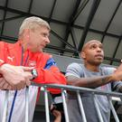 Thierry Henry has refused to rule out the possibility of replacing Arsene Wenger. Getty
