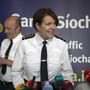 Garda Commissioner Noirin O'Sullivan at Garda HQ Photo: Mark Condren
