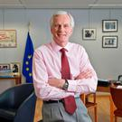 Michel Barnier Photo: Jock Fistick/Bloomberg via Getty Images
