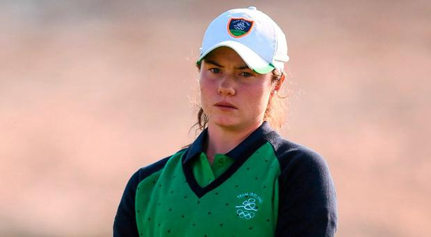 World No 1 female amateur Leona Maguire. Photo: Stephen McCarthy/Sportsfile