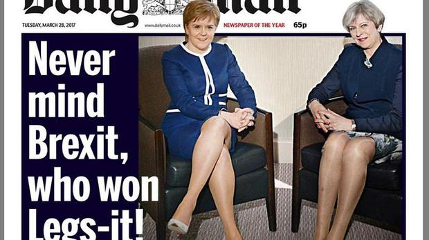 The Daily Mail's latest headline has sparked widespread condemnation