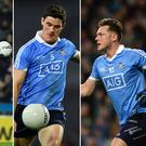 The competition for places in the Dublin forward line will be fierce