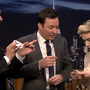 Dan White and Scarlett Johansson on The Tonight Show with Jimmy Fallon