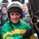 Jockey Barry Geraghty. Photo: Matt Browne/Sportsfile
