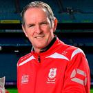 Cuala manager Mattie Kenny. Photo: Brendan Moran/Sportsfile