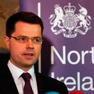 Northern Ireland Secretary James Brokenshire pledged yesterday to keep 'all options under consideration' in his efforts to form a new executive. Photo: PA
