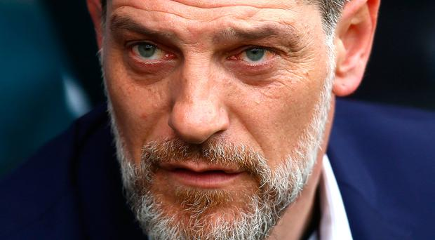 'West Ham have no immediate plans to sack Bilic, whose current deal still has over a year to run.' Photo: Getty
