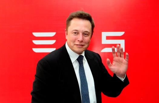 Elon Musk, founder of Tesla, remains the firm's top shareholder with a 21pc stake