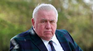 Property tycoon Fergus Wilson, 69, has insisted he is not racist. Photo: Gareth Fuller/PA Wire