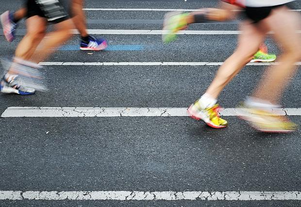 The findings raise questions concerning the potential long-term impact of marathons