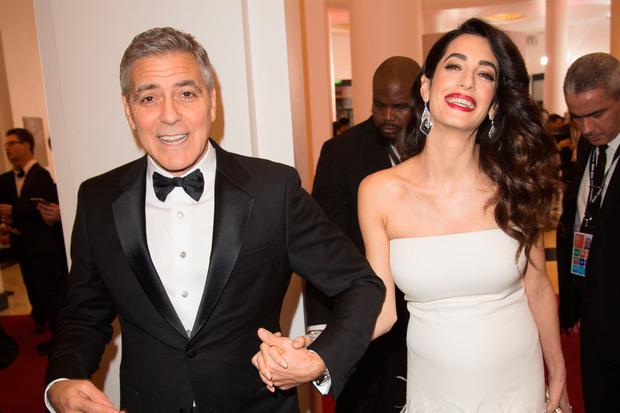 George Clooney Opens Up About Preparing For Twins Wife