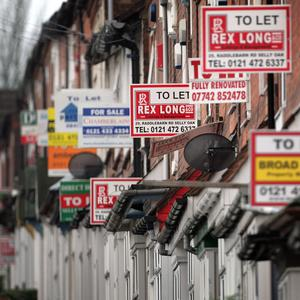 The growth in rents for apartments in Dublin was more pronounced than for housing Photo: Getty Images