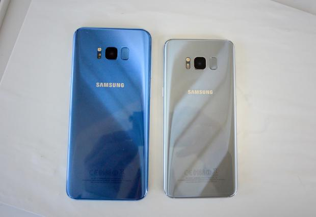 The new Galaxy S8