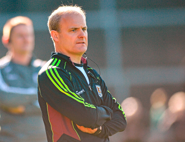 """Donoghue: """"If you took Colm Callanan out of that team, the average age is only 23."""" Picture credit: Ray Ryan / Sportsfile"""