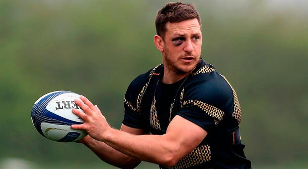 Gopperth was with Leinster during the transitional period under Matt O'Connor and it has come as no surprise to him to see his former side back amongst Europe's elite. Photo: David Rogers/Getty Images