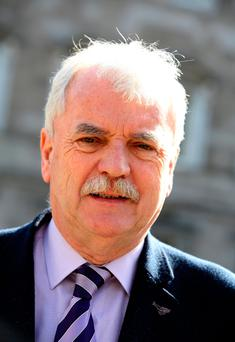 Disabilities Minister Finian McGrath TD Picture: Tom Burke