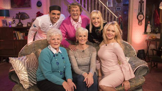 All Round To Mrs Brown's has been a ratings success for RTE