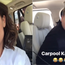 Victoria Beckham films Carpool Karaoke with James Corden