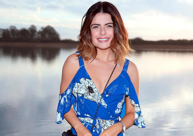 Lauren Arthurs at the launch of Kiehl's Midnight Recovery Botanical Cleansing Oil at Wineport Lodge. Picture: Brian McEvoy