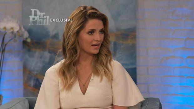 Mischa Barton on the Dr Phil show