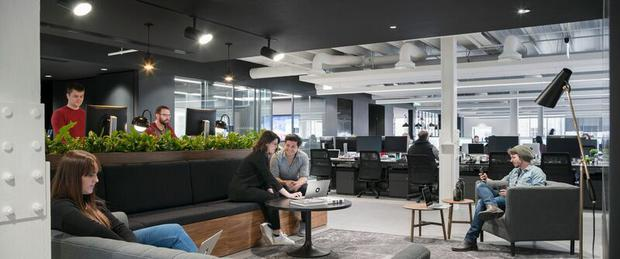 First look inside squarespace 39 s new dublin hub behind the scenes with the people behind your - Squarespace dublin office ...