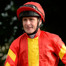 Pat Smullen partners Atlas. Photo: Cody Glenn/Sportsfile