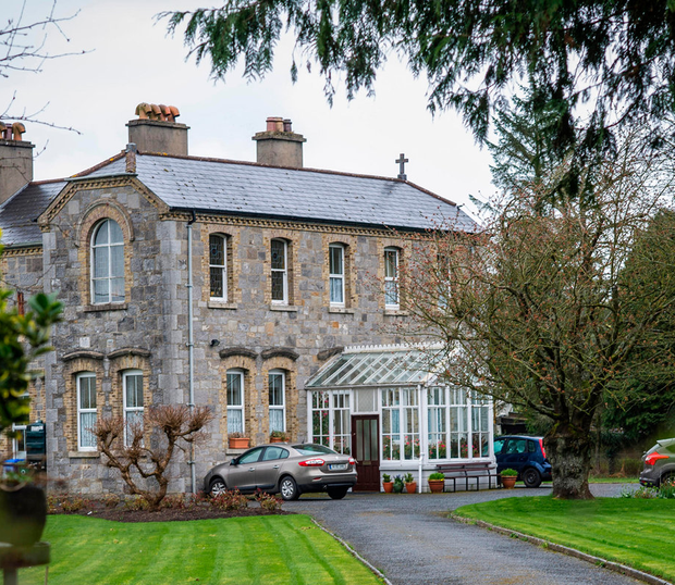The Christian Brothers' residence in Naas, Co Kildare Picture: Doug O'Connor
