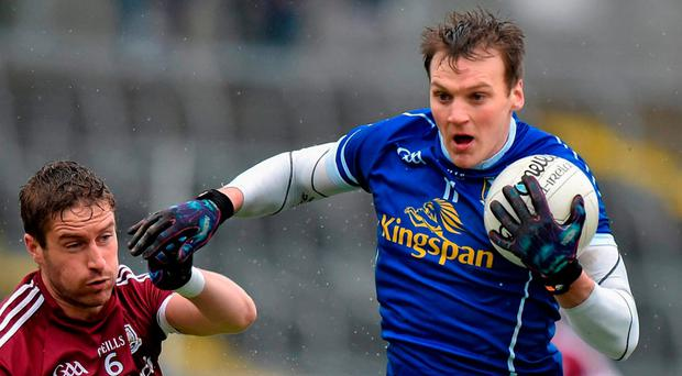 Gearoid McKiernan in action for Cavan. Photo: Cody Glenn / SPORTSFILE
