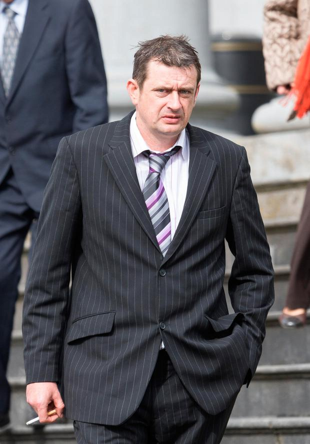 Padraig O'Brien at Ennis Circuit Court