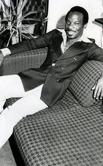 SINGING STAR: Clem Curtis in 1970 Photo: Pictorial Press Ltd / Alamy Stock Photo