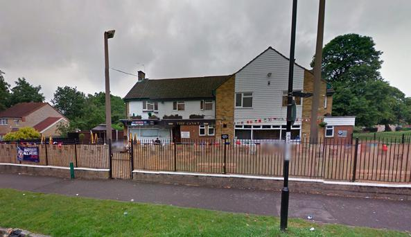 The Goat Pub, Croydon. Picture: Google Maps