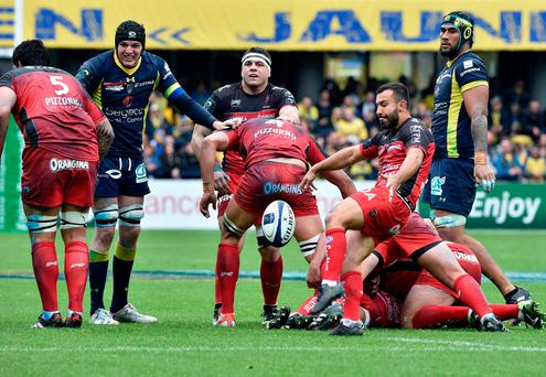 European Rugby Champions Cup: Munster v Toulouse