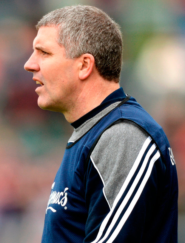 Galway manager Kevin Walsh Photo: Piaras Ó Mídheach/Sportsfile