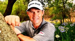 Padraig Harrington still has plenty of ambition to win tournaments. Photo: Stuart Franklin/Getty Images
