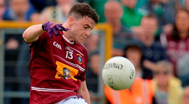 Westmeath's John Connellan. Photo: Seb Daly/Sportsfile