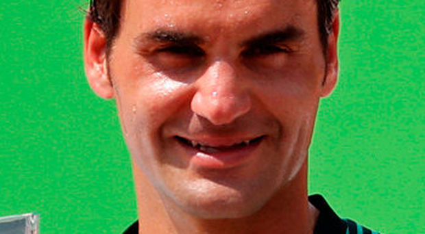 Roger Federer Photo: Geoff Burke-USA TODAY Sports