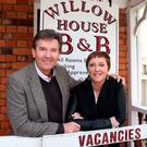 Daniel and Majella O'Donnell. Photo: Collins