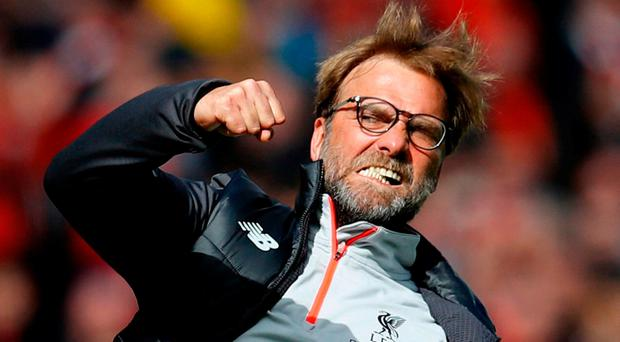 Liverpool have only the Premier League to focus on