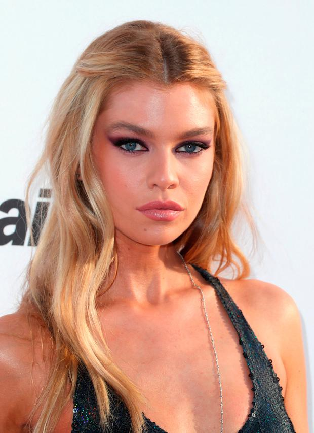Stella Maxwell attends the Daily Front Row's 3rd Annual Fashion Los Angeles Awards at Sunset Tower Hotel on April 2, 2017 in West Hollywood, California. (Photo by Frederick M. Brown/Getty Images)