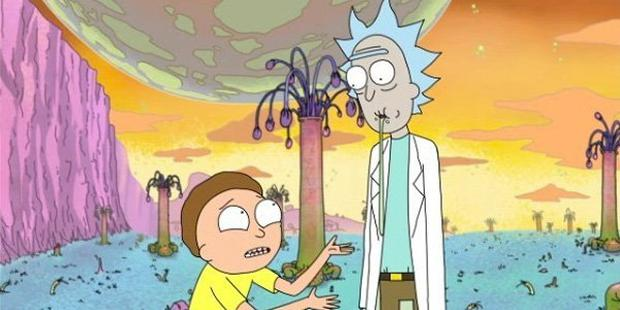 The season three air date of Rick and Morty has been revealed
