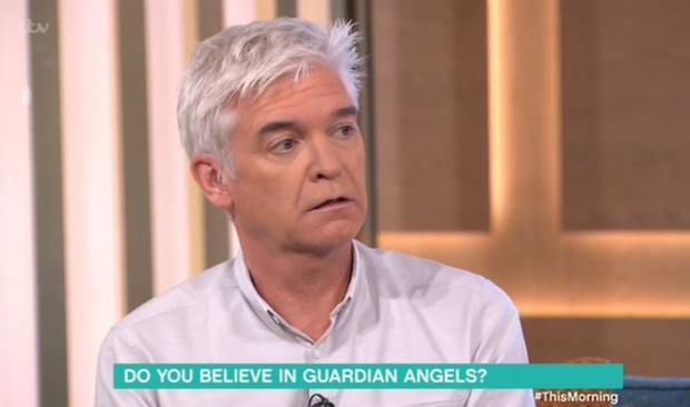 Philip Schofield on ITV's This Morning