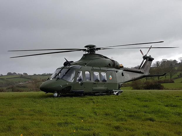 AirCorps 112 attended the scene. Image: AirCorps
