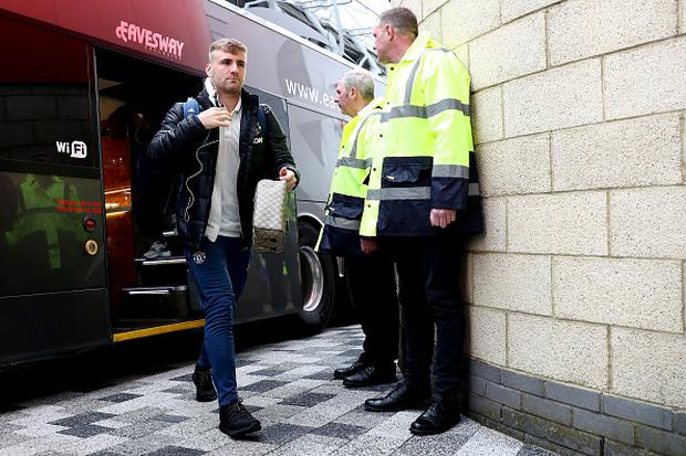 Luke Shaw rejoins Manchester United squad after talks with