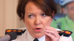 Garda Commissioner Nóirín O'Sullivan. Photo: INM