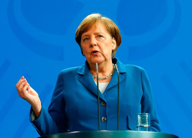 Angela Merkel. Photo: Reuters