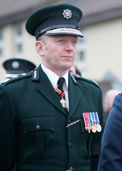 Hugh Orde, who served as PSNI chief constable between 2002 and 2009. Photo: Photocall Ireland