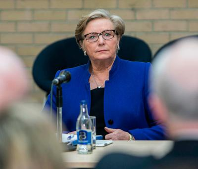 Tánaiste Frances Fitzgerald. Photo: Kyran O'Brien