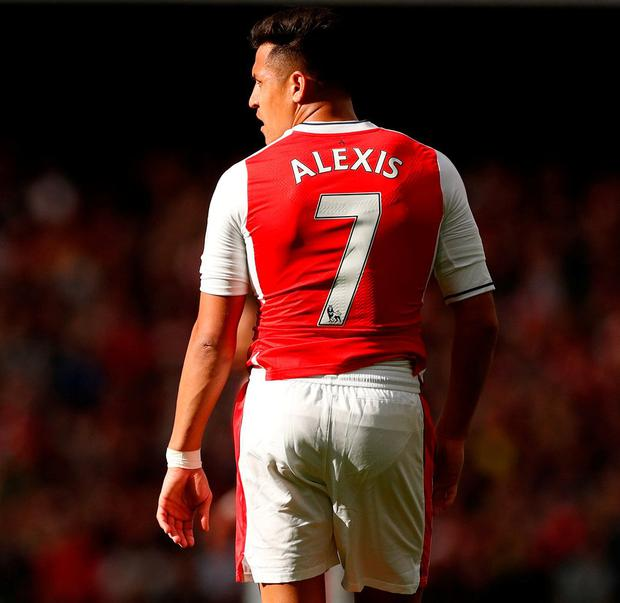 Alexis Sanchez looks set to leave Arsenal. Photo: John Sibley/Action Images via Reuters